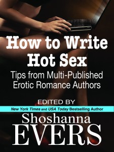 How to Write Hot Sex by Shoshanna Evers