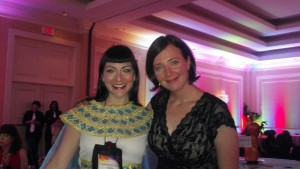 Authors Shoshanna Evers and Cara McKenna