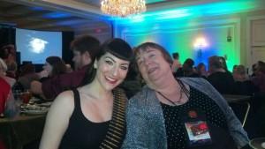 Authors Shoshanna Evers and Madeline Oh