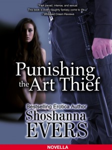 Punishing the Art Thief by Shoshanna Evers