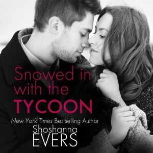 Snowed In With the Tycoon Audiobook cover