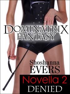 Denied, Dominatrix Fantasy Novella 2