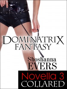 Collared, Dominatrix Fantasy Novella 3