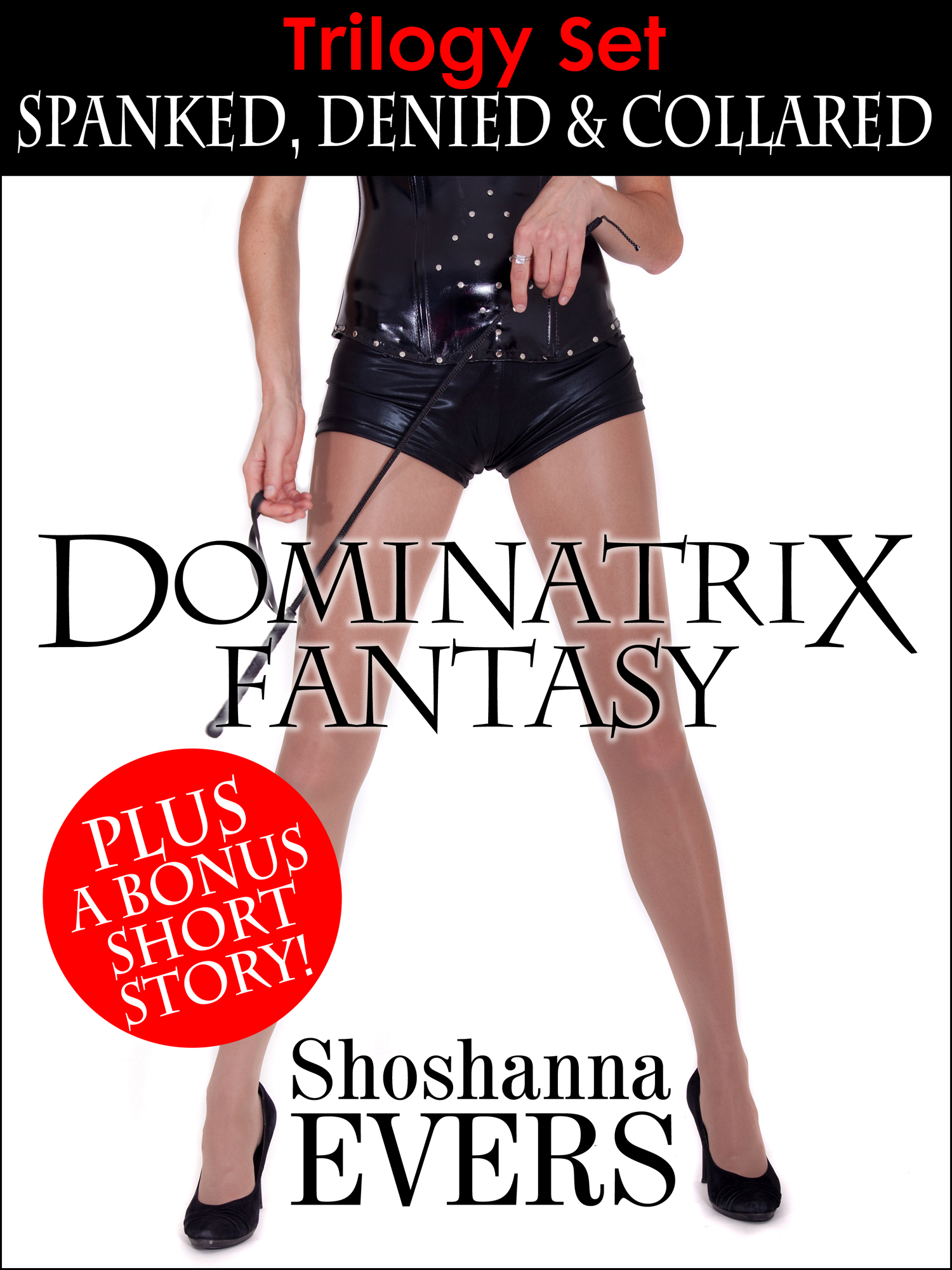 The Dominatrix Fantasy Trilogy book cover