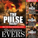 The Pulse Trilogy Complete Set Audiobook by Shoshanna Evers
