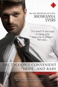The Tycoon's Convenient Bride...and Baby by Shoshanna Evers from Entangled Indulgence