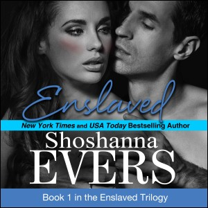 enslaved audiobook Shoshanna Evers Christine Padovan