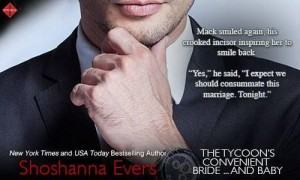 The Tycoon's Convenient Bride...and Baby by Shoshanna Evers quote pic 1