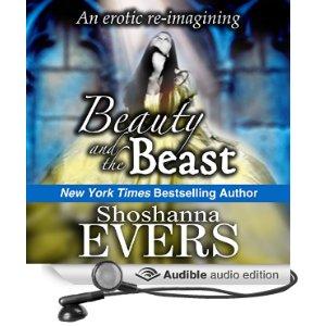 Beauty and the Beast audiobook Shoshanna Evers