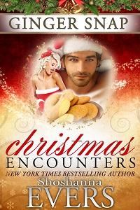Ginger Snap Christmas Encounters Shoshanna Evers