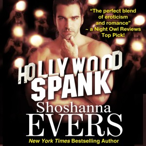 Hollywood Spank audiobook Shoshanna Evers