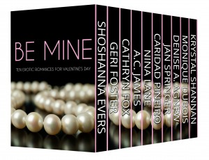 Be Mine: 10 Erotic Romances for Valentine's Day featuring Shoshanna Evers
