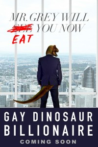 Gay Dinosaur Billionaire Adventures with Bigfoot and Friends