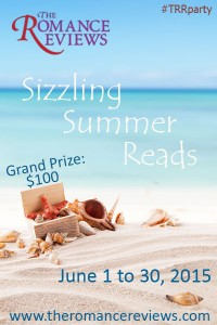 Sizzling Summer Reads 2015 #TRRparty