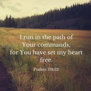 Psalms 119:32
